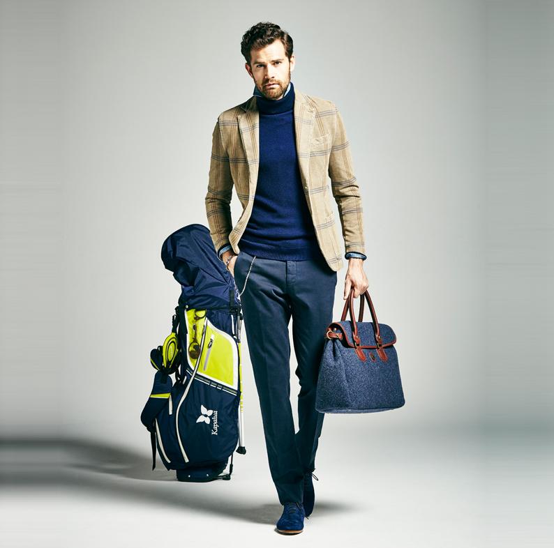 ゴルフの服装マナーを知る