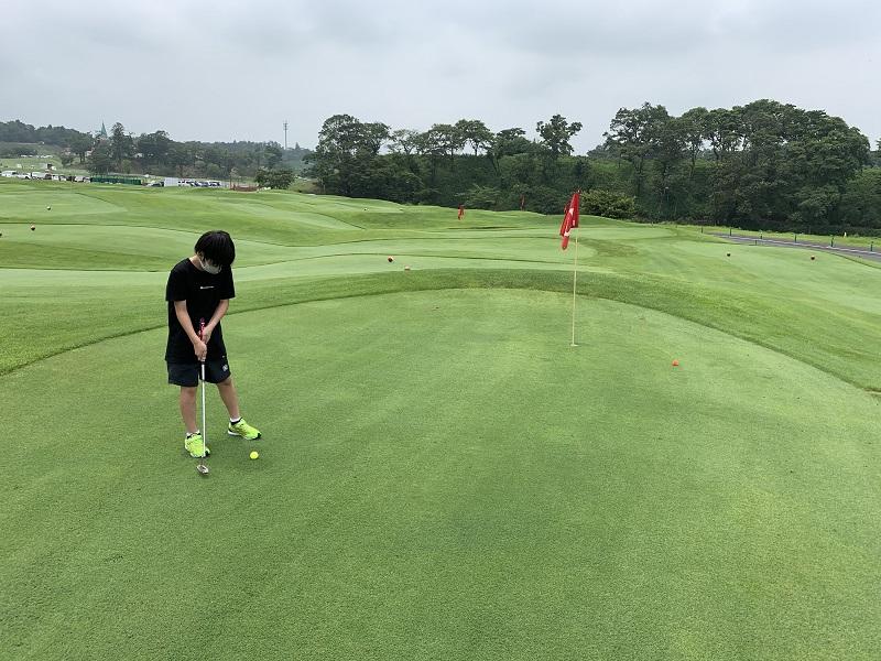 ゴルフ初心者の初ラウンドはこれを守ろう
