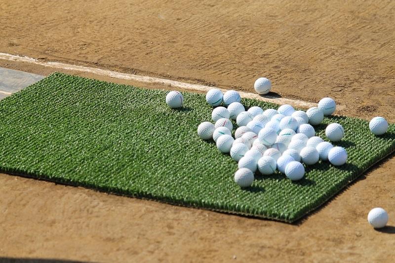 打球数とゴルフ上達は比例しない