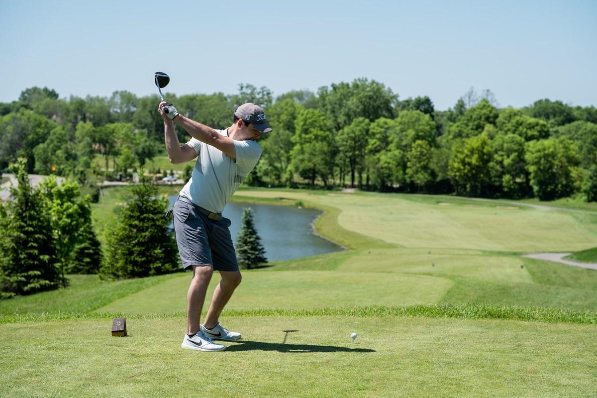 ゴルフのスイングでもっとも大事なことは「同じスイングをする」こと