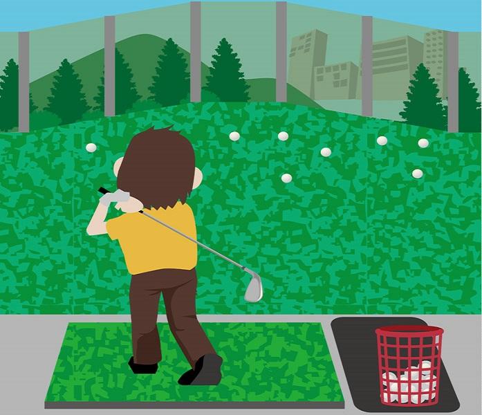 ゴルフスコアの100切りに才能関係なし